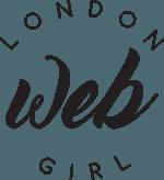 London Web Girl Logo
