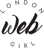 London Web Girl Logo