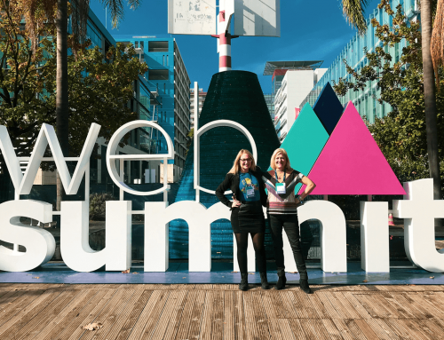 What I learnt from the Web Summit 2018