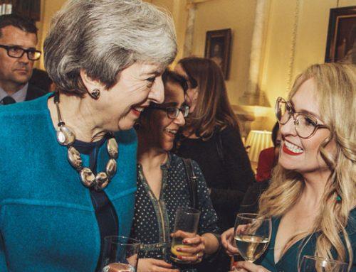Celebrating International Women's Day at 10 Downing Street