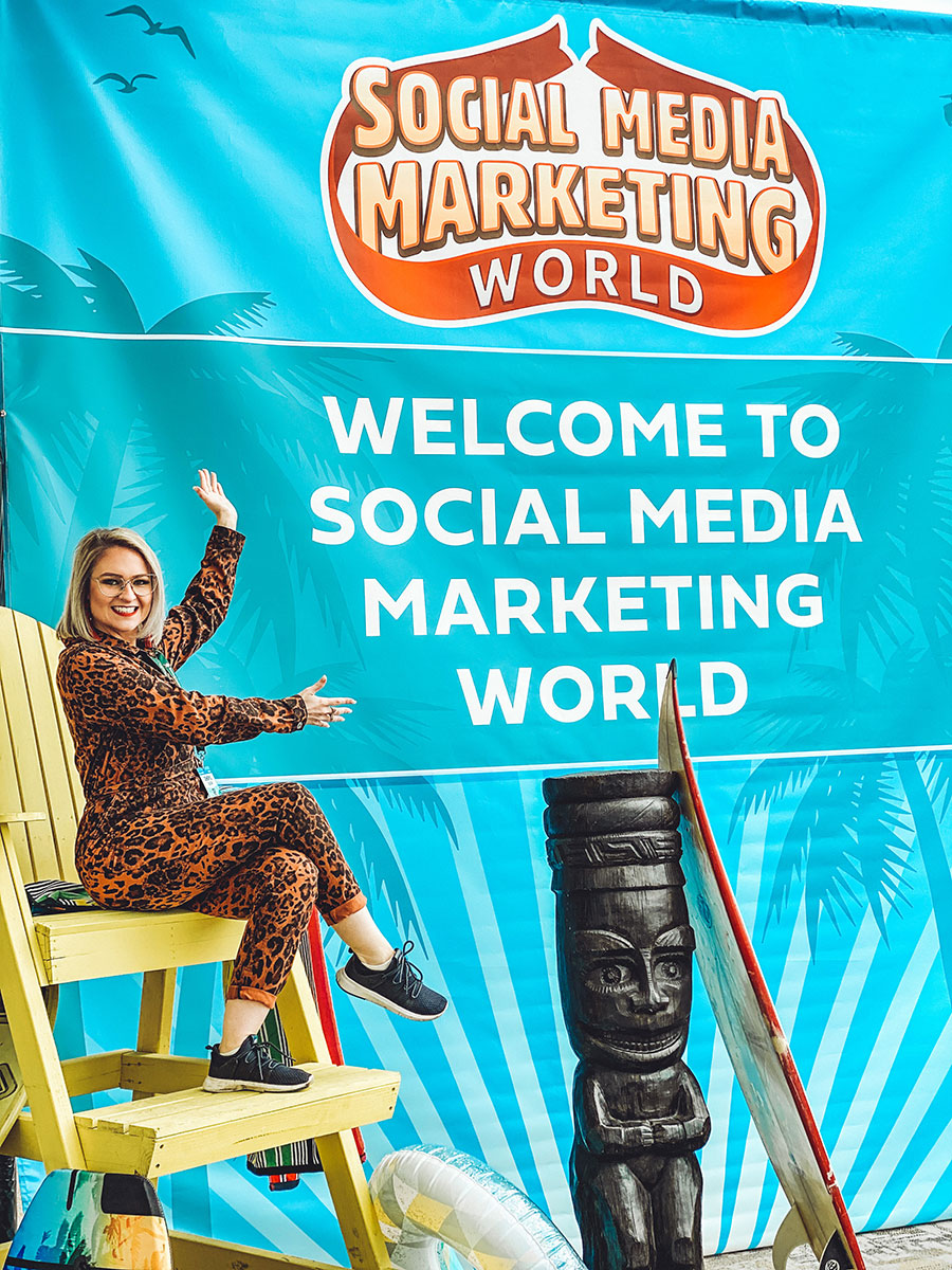 best bits from Social Media Marketing World #SMMW20