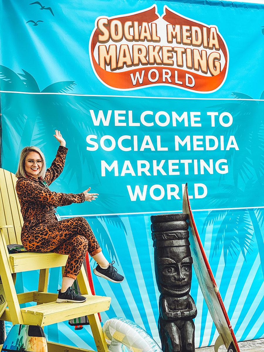 best bits from Social Media Marketing World #SMMW20