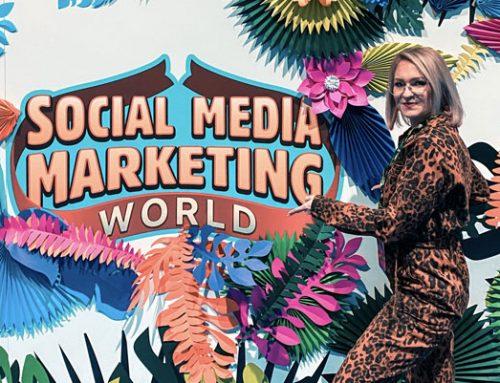 The Best Blog I've Ever Written… Packed Full of the Best Bits from Social Media Marketing World #SMMW20